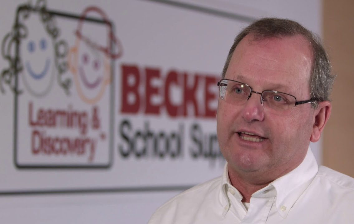 Becker's School Supplies Grows with Sage and CompuData
